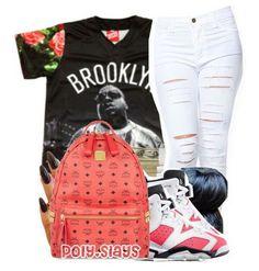 top pink black white cute mcm brooklyn jersey jordans shoes white pants cut pants