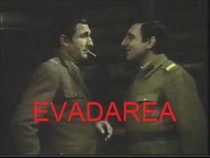 Evadarea (1975) Gh. Dinică, Jean Constantin