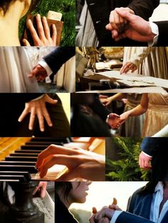 Hands | Pride and Prejudice