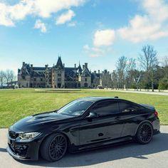 #BMW F82 M4 black www.asautoparts.com