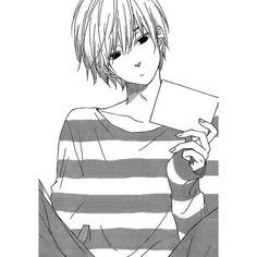 カラフルな日 ❤ liked on Polyvore featuring anime