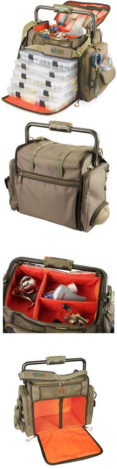 Other Fishing Clothing and Accs 27415: Wild River Tackle Tek Frontier Lighted Led Bar Handle Tackle Bag With 5 Trays -> BUY IT NOW ONLY: $185.76 on eBay!