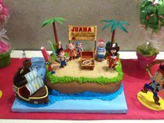 fiestas de cumpleaños de jake y los piratas del nunca jamas - Buscar con Google
