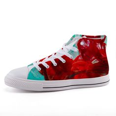 High-top fashion canvas shoes - Africans Attire Africans, African Attire, Walking Shoes, Classic Looks, Snug Fit, High Tops, High Top Sneakers, Lace Up, Mens Fashion