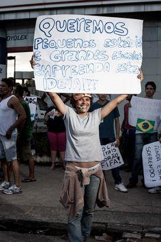 Protestos no Recife