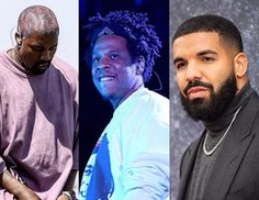 Kanye West Tops Jay Z And Drake To Become Forbes 2019 Highest Paid Hip Hop Act Jay Z Kanye West Chance The Rapper