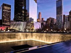 9/11 Memorial - Ground Zero