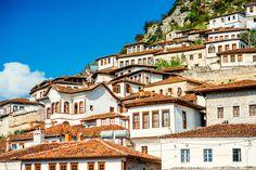 Albânia - cidade de Berati -  Património da Humanidade