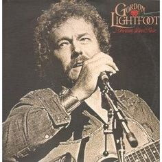 Gordon Lightfoot - DREAM STREET ROSE LP (VINYL) US WARNER BROS 1980