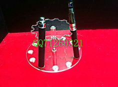 circular display pen stand Display electronic cigarettes ego stand