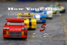 Google+ - How Your Blog Can Get More Traffic From Pinterest in 5 Easy…  Via @Mike Tucker Allton