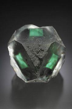 Phantom; Fluorite - Namibia