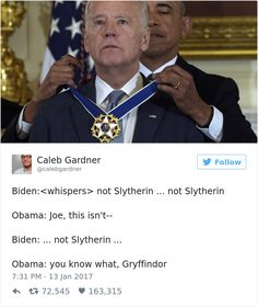 12+ Hilarious Memes About Obama Surprising Joe Biden With The Medal Of Freedom