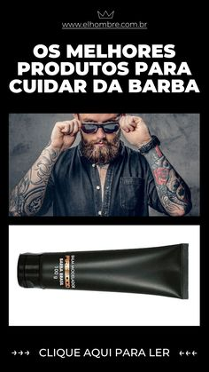 produtos, barba, barbudos, como cuidar, grooming, barba brasil Grooming, Vest, Movie Posters, Movies, Beard Products, Beard Care, Beard Designs, Shaving Cream, Facial Hair