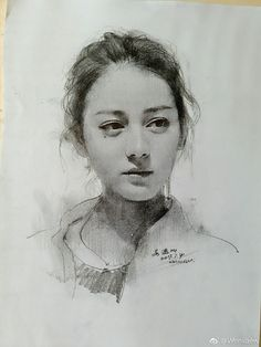 Drawing Portrait Female Faces Realism Art 36 New Ideas Fine Art Drawing, Portrait Drawing, Sketches, Drawing People, Art Drawings, Sketch Painting, Art, Portrait Painting, Portrait Art
