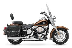 2008 Harley Davidson Heritage 105 Anniversary. She is mine...all mine. Empty purse..full heart.