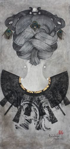 Christian de Laubadère 麓幂, 'Neck ,' 2014, ArtCN