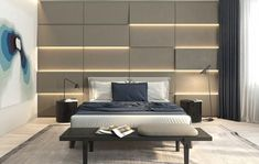 """Consulta este proyecto @Behance: """"Minimalism in the interior. Bedroom for the lady.(2016)"""" https://www.behance.net/gallery/45882851/Minimalism-in-the-interior-Bedroom-for-the-lady(2016)"""