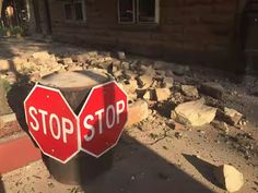 A Strong Earthquake 5.6-Magnitude Struck Early Saturday(9/3/2016) In Pawnee, Oklahoma