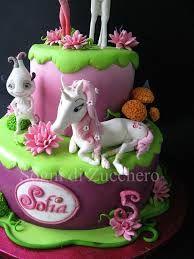mia and me cake - Google Search