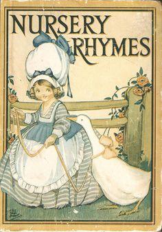 Nursery Rhymes illustrated by H. G. C. Marsh Lambert