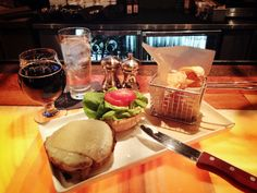 Burger and Beer at #bocabistro