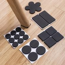 Chair Leg Pads Floor Protectors For Furniture Legs Table In 8 16 24pcs Les Value In 2020 Furniture Pads Furniture Legs Pad