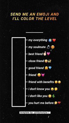 ig template: send me an emoji Humour Snapchat, Noms Snapchat, Funny Snapchat Names, Funny Snapchat Stories, Best Snapchat, Snapchat Posts, Snapchat Quotes, Instagram And Snapchat, Snapchat Nicknames