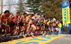 After Two Days, Rate of Sign Ups for 2015 Boston Marathon Steady