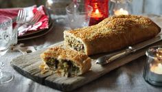 Veggie Wellington this show-stopping alternative to beef Wellington will have everyone asking for another slice.