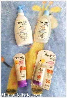 #Tips para el Cuidado de tu Bebé Después del Verano.Sorteo de 4 productos #Aveeno #BellezaEspontanea #mamaholistica