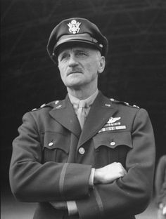 The first Chief of Staff of the US Air Force, General Carl A. Spaatz graduated from Perkiomen in 1908. He partook in the Mexican Expedition, World War I, and World War II. He was assigned chief of the Army Air Force Combat Command and later became commanding general of the Twelfth Air Force in North Africa. He assumed command of the Northwest African Air Force which he organized. He retired with the rank of General and received many awards including the Legion of Merit and a Bronze Star.