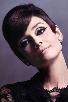 My favorite Audrey Hepburn makeup