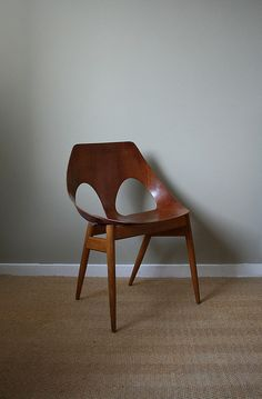 :: Carl Jacobs, C2 'Jason chair for Kandya Ltd, 1950 :: #pin_it @mundodascasas See more Here: www.mundodascasas.com.br