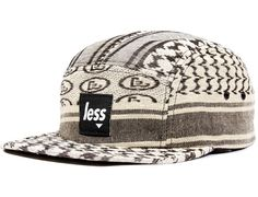 Shemagh 5 Panel Cap by LESS