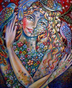 art by Jasmin Aldin