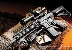 LMT .308 MWS (modular weapon system) @ http://www.lewismachine.net/