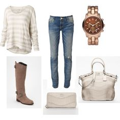 Nice pick! I love the clothing and the watch!