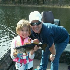 Fishing is a family affair