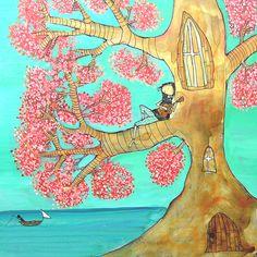 Ukulele Tree---Johanna Wright