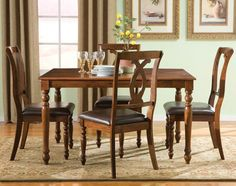 Standard Gatsby Dinette Set at DAWS Home Furnishings in El Paso, TX