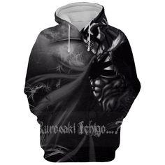 Anime Jacket, Bleach Hoodie, Anime Merchandise, Anime Costumes, Bleach Anime, Lorde, Hoodie Jacket, Pullover, Unisex