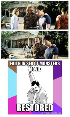 I have faith in sea of monsters movie. I really do.