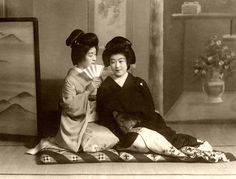 Mineryu and Sanae 1938 by Blue Ruin1, via Flickr