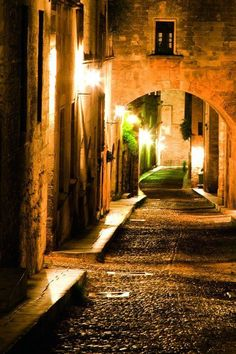Avenue of the Knights ~ Rhodes, Greece