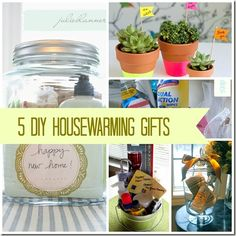 House Warming Gift Round Up #whatmeeganmakes