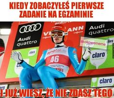 Ski Jumping, Jumpers, Have Time, Skiing, Audi, Lol, Baseball Cards, Humor, Memes