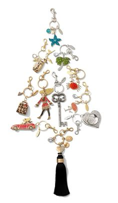 Periwinkle Place | Sanibel Island — Key Rings from Chico's make spectacular #gifts! Choose a unique one for each family member #chicos #HolidayFeeling Sanibel Island, Periwinkle, Key Rings, That Look, Drop Earrings, Gift Ideas, Personalized Items, Unique, Gifts