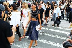 Street Style: Spring 2015 New York Fashion Week