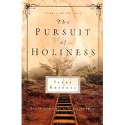 The Pursuit of Holiness:  I read this in high school and really liked it.  It's on my 'read-again' list.